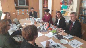 Missione a Minsk per il Liceo Alberti di Cagliari che firma 4 protocolli di intesa con altrettanti istituti bielorussi.