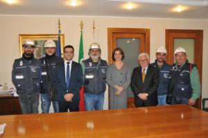 Gianni Lampis (assessore regionale dell'Ambiente): «Si è concluso positivamente l'iter amministrativo per la ripresa produttiva dello stabilimento Eurallumina di Portovesme».