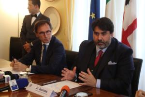 Christian Solinas: «Obiettivo della Giunta regionale è quello di avvalersi finalmente delle norme di attuazione dello Statuto regionale, rimaste inutilizzate per decenni».