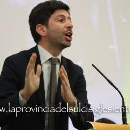 Nuova ordinanza del ministro della Salute Roberto Speranza con misure urgenti di contenimento del Coronavirus