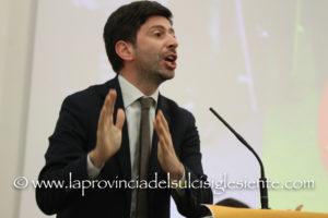 Luca Pizzuto (Articolo UNO): «Grande soddisfazione per l'intervento del ministro della Salute Roberto Speranza a favore del mercato suinicolo Sardo».