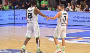 La Dinamo torna in campo in Polonia, contro il Torun, per Gara4 di Basketball Champions League.