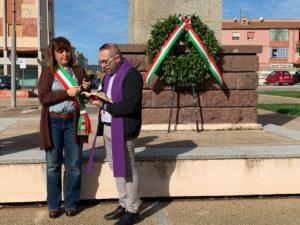Questa mattina, il sindaco Paola Massidda e l'Amministrazione comunale di Carbonia hanno commemorato i Caduti di tutte le Guerre.