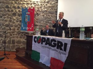 Il presidente nazionale Franco Verrascina ha concluso, a Oristano, i lavori del confronto organizzato dalla Copagri sul comparto lattiero-caseario dell'Isola.
