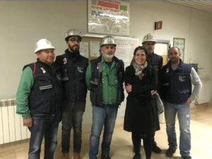 Antonello Pirotto (RSU Eurallumina): «Quello svoltosi venerdì sera con il sottosegretario del Mise, Alessandra Todde, è stato un incontro costruttivo».
