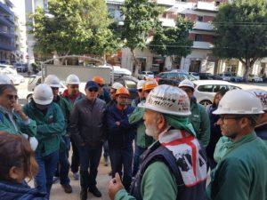 Luca Pizzuto (Articolo UNO): «Piena solidarietà ai lavoratori Eurallumina».