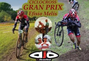 Preparativi ad hoc, a Capoterra, per la 19ª edizione del Memorial Efisio Melis di ciclocross.