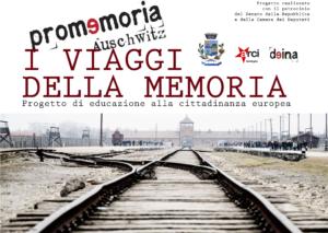 """Anche quest'anno il comune di Sant'Antioco partecipa al progetto """"Promemoria Auschwitz"""" con quattro giovani antiochensi."""