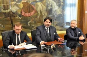 Il presidente della Regione, Christian Solinas, questa mattina ha incontrato il ministro per il Sud, Giuseppe Provenzano.