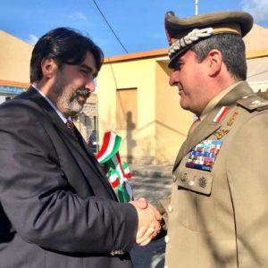 Christian Solinas: «La costituzione del Reggimento Logistico della Brigata Sassari rientra nel nuovo percorso di collaborazione tra l'Esercito e la Regione Sardegna».