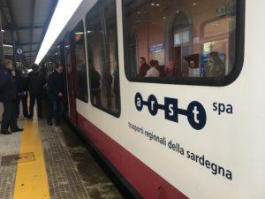 Riparte, dopo oltre un anno di stop, il treno che collega Sassari ad Alghero.
