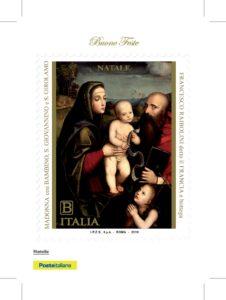 Poste Italiane, in occasione del Natale 2019, promuove ad Iglesias un servizio filatelico temporaneo.