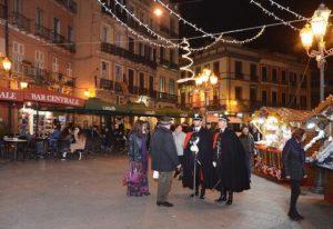 In prossimità del Natale e l'incremento del flusso di cittadini e turisti lungo le vie della shopping del centro storico di Cagliari, i carabinieri hanno incrementato i servizi a piedi.
