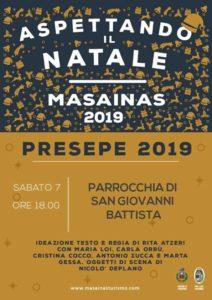 Domani, sabato 7 dicembre, alle ore 18.00, a Masainas, il nuovo spettacolo della regista ed attrice Rita Atzeri, Compagnia il Crogiuolo.