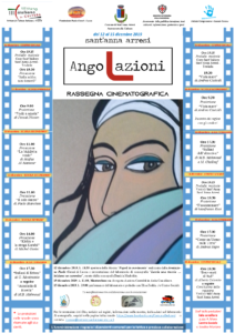 L'assessorato della Cultura del comune di Sant'Anna Arresi promuove la Rassegna AngoLazioni.
