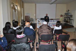 Incontro al Santissima Annunziata di Sassari con l'associazione Prometeo, un'occasione per rimarcare l'importanza di un gesto prezioso in grado di donare la vita.