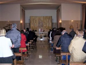 Prendono il via oggi gli appuntamenti con le celebrazioni per il Natale all'ospedale Santissima Annunziata di Sassari.