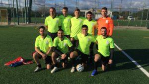 L'Aiace Assemini s'è imposta sugli Ex Biancoblù Carbonia, a Golfo Aranci, nella finale nazionale di calcio a 5 MSP Italia.