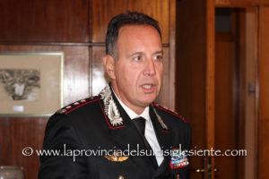 Dal 9 dicembre sono iniziate, presso la Scuola allievi carabinieri di Iglesias, le operazioni di incorporamento dei nuovi allievi carabinieri del 139° Corso formativo.