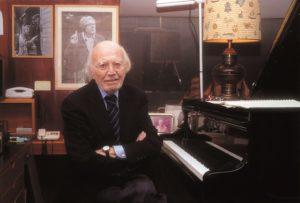 """Domenica a Cagliari il """"Trovajoli Project"""" (ore 21.00, Auditorium del Conservatorio), omaggio al grande compositore di musiche per il cinema."""