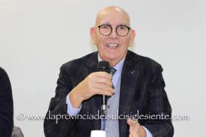 Il ragioner Carlo Lolliri, alla soglia del compimento dei 77 anni, il 31 dicembre 2019 lascia l'incarico di presidente del Consiglio di Amministrazione della Portovesme srl.