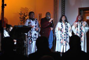 Successo per il concerto di Natale che, nella chiesa parrocchiale di Stintino, ha visto lo spettacolo del coro The Anthony Morgan Inspirational Choir of Harlem.