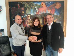 I sindaci di Carbonia, Tratalias e Villaperuccio, hanno firmato una convenzione che prevede la gestione di un sistema integrato dei beni culturali e ambientali.