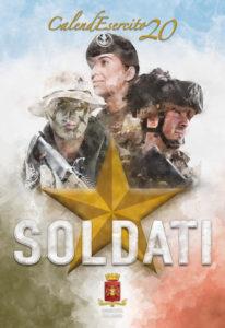 """Domani, martedì 17 dicembre, a Cagliari, verrà presentato il """"CalendEsercito 2020"""" in Sardegna."""