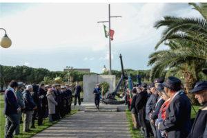 """La Capitaneria di Porto di Sant'Antioco ha celebrato la ricorrenza della """"Santa Barbara"""" patrona della Marina Militare."""