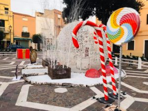 """Sabato 7 dicembre l'inaugurazione de """"Il Villaggio di Natale a Sant'Antioco""""."""