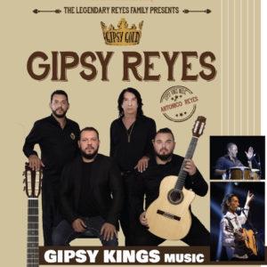"""La grande musica dei Gipsy King domenica 15 dicembre, a Macomer, alla prima edizione del """"S'ard Festival""""."""