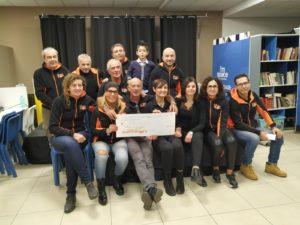Nuova iniziativa benefica dell'associazione SPAKKARUOTE di Carbonia, quest'anno destinata alla realizzazione di un Parco giochi inclusivo.