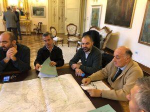 """La nuova viabilità sulla """"Bosa/Pozzomaggiore/S.S. 131"""" allo studio della provincia di Sassari."""