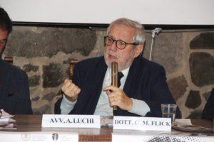 Giovanni Maria Flick all'International Gramsci Festival, a Ghilarza: «Dignità e speranza per i detenuti».
