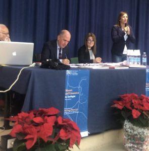 L'assessore del Lavoro Alessandra Zedda al convegno dell'Inu: «Occorre investire in formazione e lavoro qualificato».