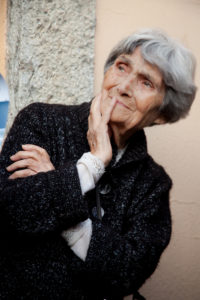 Maria Lai, ''Lente sul mondo'' (viaggio da Parigi a Ulassai).