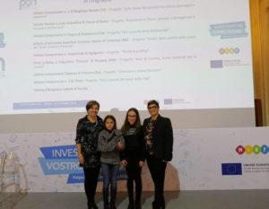 """L'Istituto Comprensivo Angius di Portoscuso è uno dei cinque Istituti scolastici premiati al MIUR, unico della Sardegna, nell'ambito dell'evento """"Educare alla sostenibilità. Le storie del PON Scuola""""."""