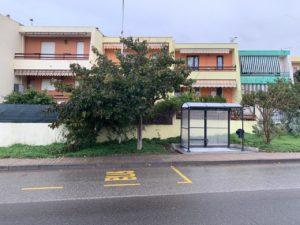 Nella giornata di ieri l'Arst – per conto del comune di Carbonia – ha installato tre nuove pensiline in corrispondenza delle fermate dei mezzi pubblici.