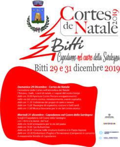 Mancano pochi giorni, a Bitti, all'apertura delle 'Cortes de Natale'.