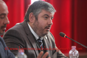 Quirico Sanna: «Questa Giunta regionalepresta la massima attenzione alle istanze dei territori»