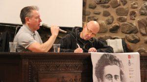 Sam Millar, ex compagno di carcere di Bobby Sands, ha raccontato al pubblico del festival di Ghilarza le sue esperienze di prigioniero politico e scrittore di successo.