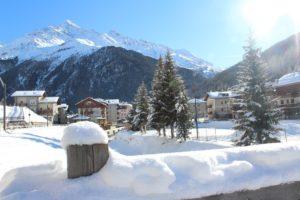 Tutto pronto a Santa Caterina Valfurva per la Coppa Europa di sci alpino targata Cancro Primo Aiuto.