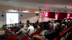 L'Istituto di Istruzione superiore Duca degli Abruzzi di Elmas ha ospitato un seminario sul miglioramento genetico come strumento di crescita economica delle aziende zootecniche della Sardegna.