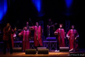 Il concerto di Natale, a Stintino, si terrà sabato 21 dicembre, con The Anthony Morgan Inspirational Choir of Harlem.