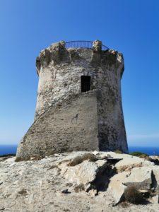 Sono terminati, a Stintino, i lavori di recupero della Torre di Capo Falcone.