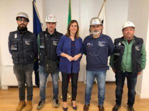 Alessandra Zedda (assessore del Lavoro): «La Giunta Solinas ha chiuso la prima importante fase del percorso di riavvio dello stabilimento di Portovesme».