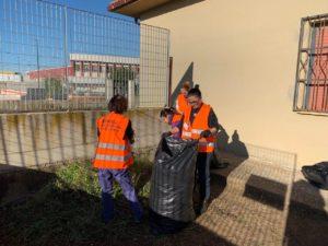 """Da alcuni giorni 46 lavoratori sono impiegati a Carbonia nei nuovi cantieri del progetto """"LavoRAS"""" della Regione Sardegna in collaborazione con In.Sar SpA ed ASPAL."""