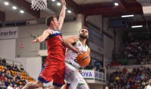 La Dinamo si arrende per un punto al Baxi Manresa, 74 a 73 al termine di 40′ equilibrati.