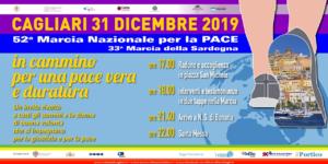 Mercoledì 11 dicembre, alle 10.30,presso la Curia arcivescovile di Cagliari, verranno presentate la 52ª Marcia nazionale della Pace e la 33ª Marcia regionale.
