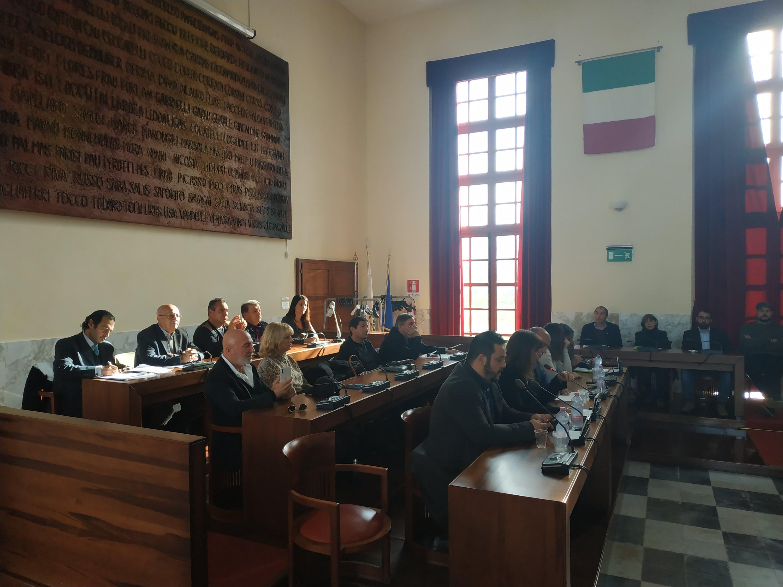 È in corso, nella sala polifunzionale del comune di Carbonia, un incontro sui temi legati alla re-istituzione della provincia di Carbonia-Iglesias.